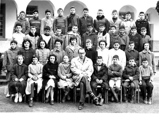 ARCHIVES ALGERIE 1960 racisme à l'Ecole de CLINCHANT  Ecole_10