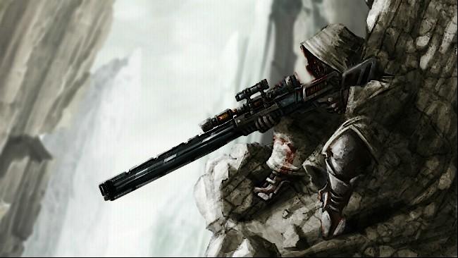 Myrdhal VASSILI Sniper10