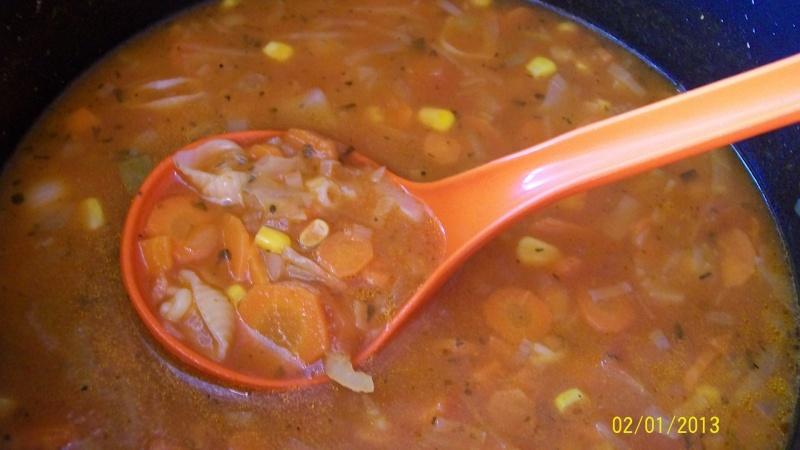 Soupe aux légumes de Best 100_3540