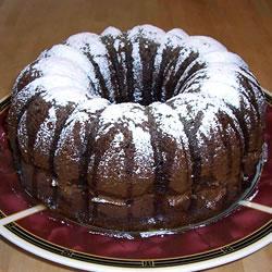 Gâteau au chocolat à la vodka Df908410