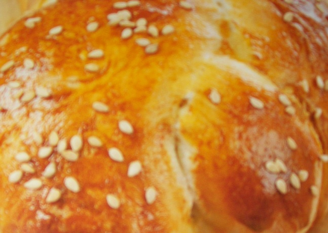 Pain du Shabbat d'Israel Shabba10
