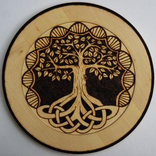 "Мастер-класс "". Ритуальная магия"" (Занятие №2) Tree_o10"