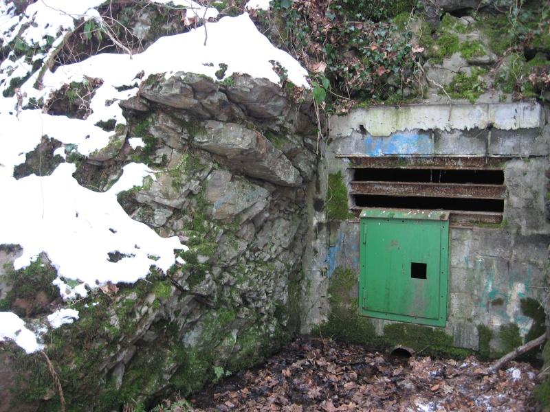 Anciennes mines et carrières fin XXIX début XX° siècle 00523