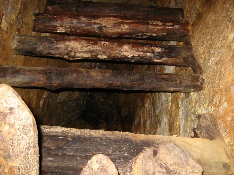 Ancienne mine D'argent <<Segen gottes>>Forêt noire 09610