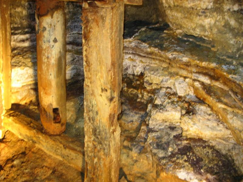 Ancienne mine D'argent <<Segen gottes>>Forêt noire 09710
