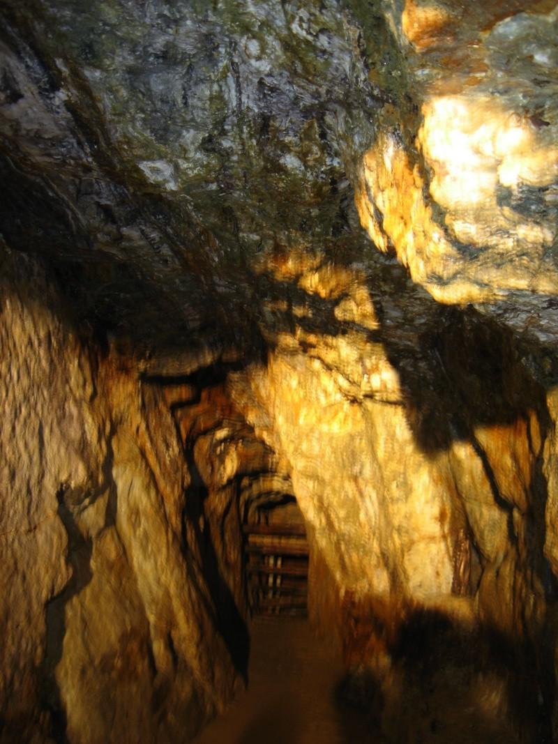 Ancienne mine D'argent <<Segen gottes>>Forêt noire 10010