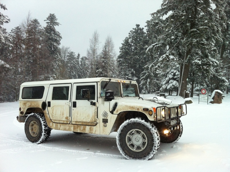 AM General HUMMER H1 de 1992 Limited Edition Phoni_10