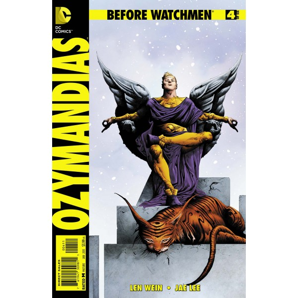 Before watchmen : Ozymandias Before10