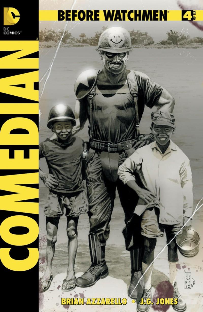 Before Watchmen : Comedian Bw_com10
