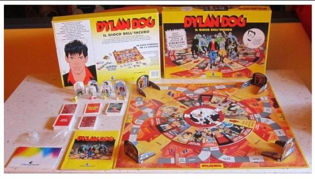 VENDO / SCAMBIO gioco in scatola DYLAN DOG !!! 310