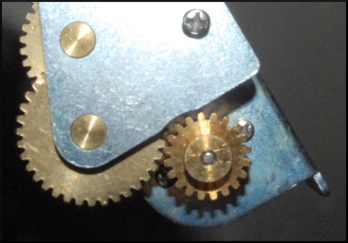 Mato 3:1 gear set Mato_g11
