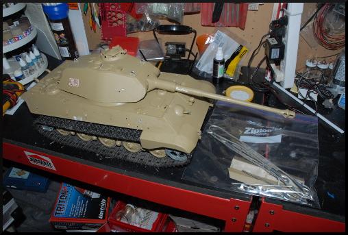 Porsche Turret King Tiger Zimmerit Zimmer16