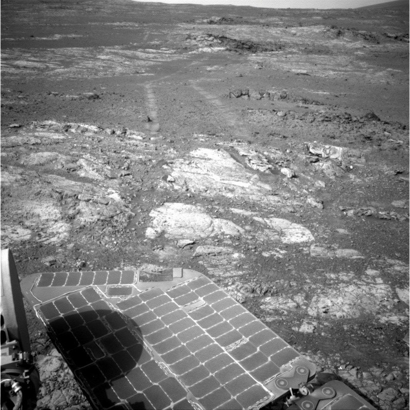 Opportunity et l'exploration du cratère Endeavour - Page 5 1n412010