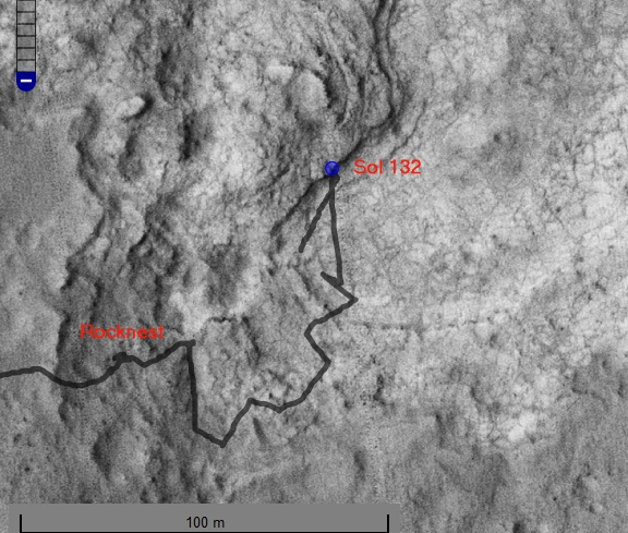 [Curiosity/MSL] L'exploration du Cratère Gale (1/3) - Page 38 Image210