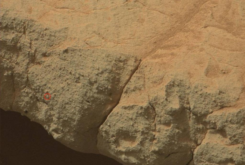 [Curiosity/MSL] L'exploration du Cratère Gale (1/3) - Page 38 Image410