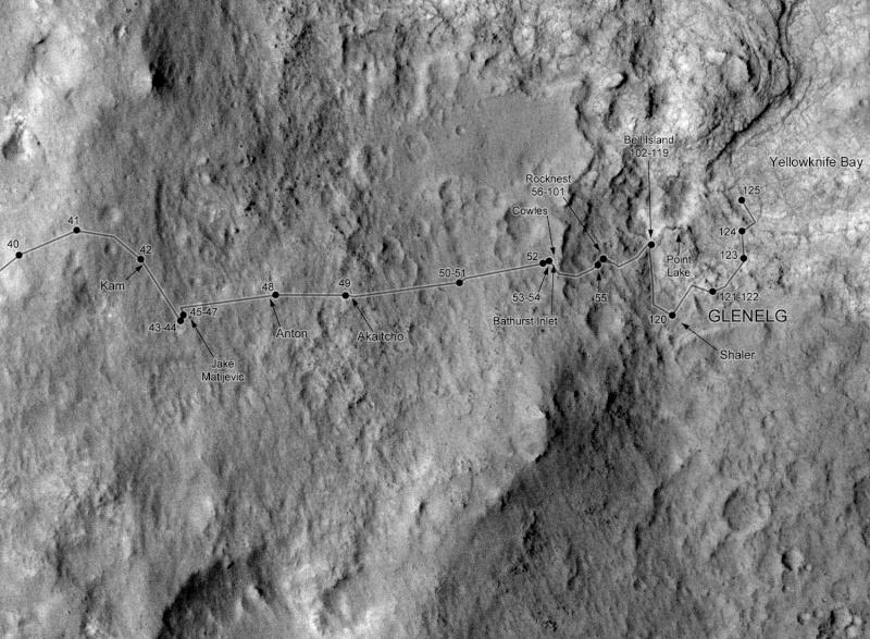 [Curiosity/MSL] L'exploration du Cratère Gale (1/3) - Page 38 Ovk12810