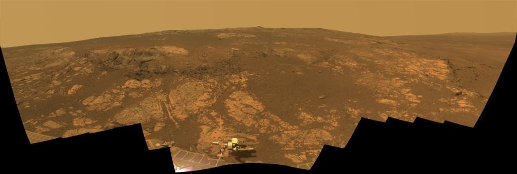 opportunity - Opportunity et l'exploration du cratère Endeavour - Page 5 Pia16710