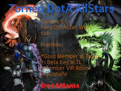 DotAMania Cup # 03 ( NAVIDEÑO ) Alo10