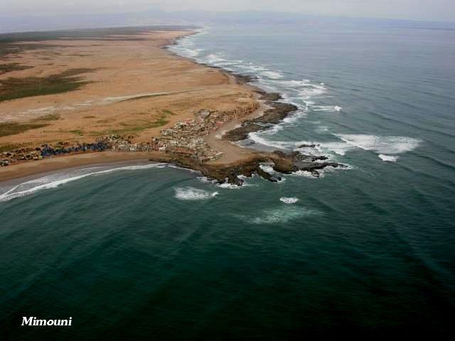 La plage des Chleuhs Tifnit11