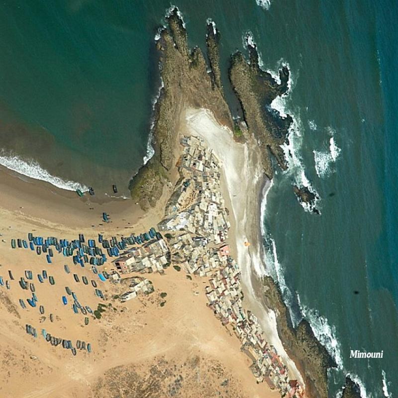 La plage des Chleuhs Tifnit12