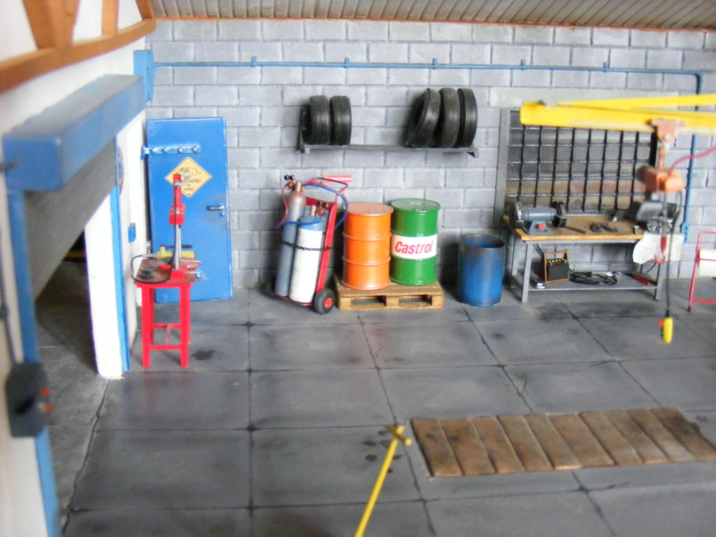 Garage CHEVROLET Dscf0312