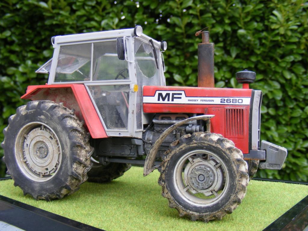 Tracteur Massey Ferguson 2680 Dscf7921