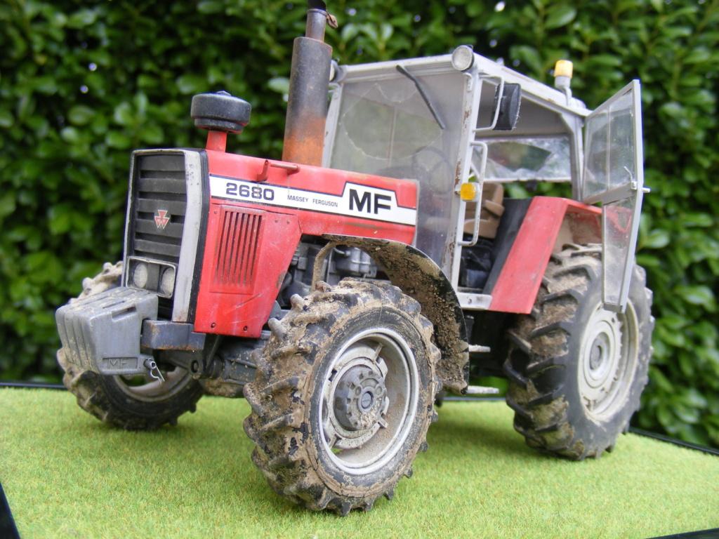 Tracteur Massey Ferguson 2680 Dscf7922