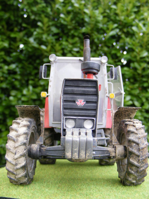 Tracteur Massey Ferguson 2680 Dscf7925