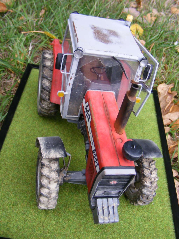 Tracteur Massey Ferguson 2680 Dscf7926