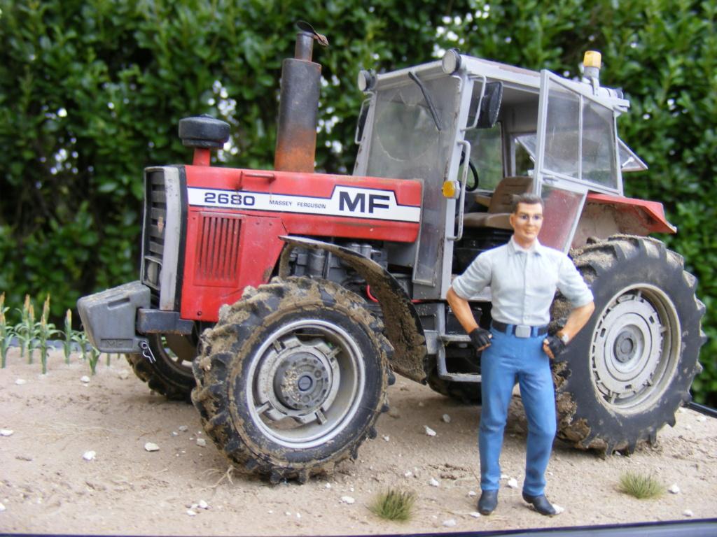 Tracteur Massey Ferguson 2680 Dscf8253