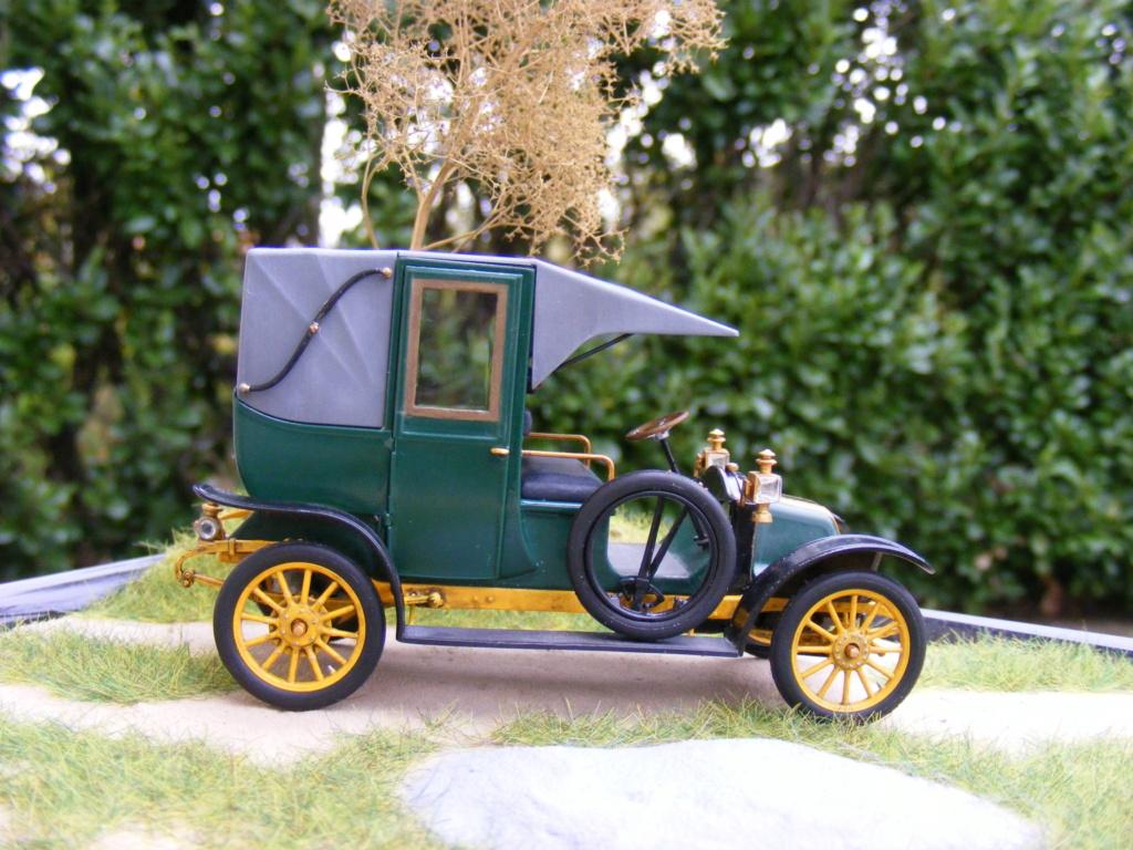 Renault Taxi de la Marne 1914  avec figurines (kits ICM 1/35) - Page 2 Dscf8373