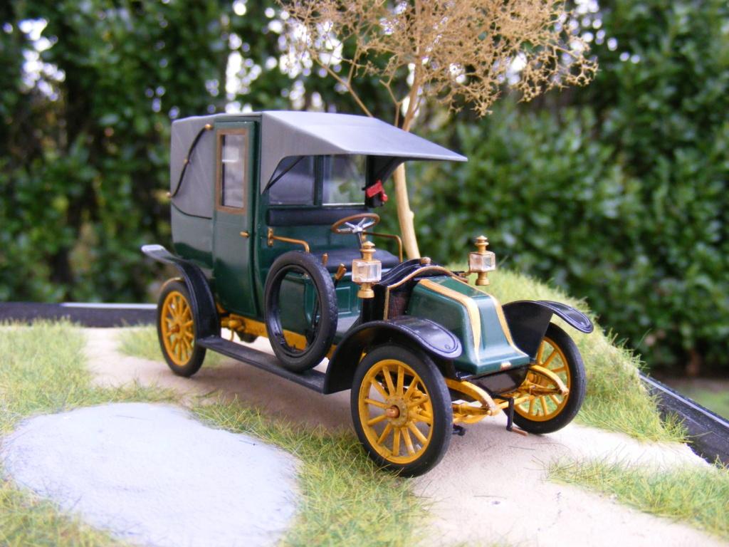 Renault Taxi de la Marne 1914  avec figurines (kits ICM 1/35) - Page 2 Dscf8374