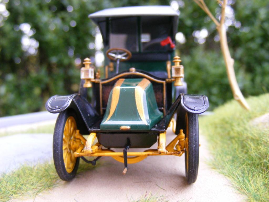 Renault Taxi de la Marne 1914  avec figurines (kits ICM 1/35) - Page 2 Dscf8375