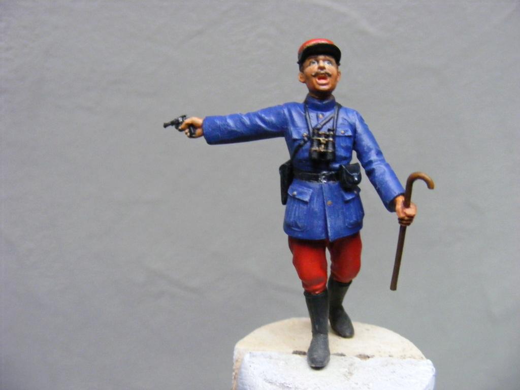 Figurines Revell Soldats Français de 1914  Dscf8376