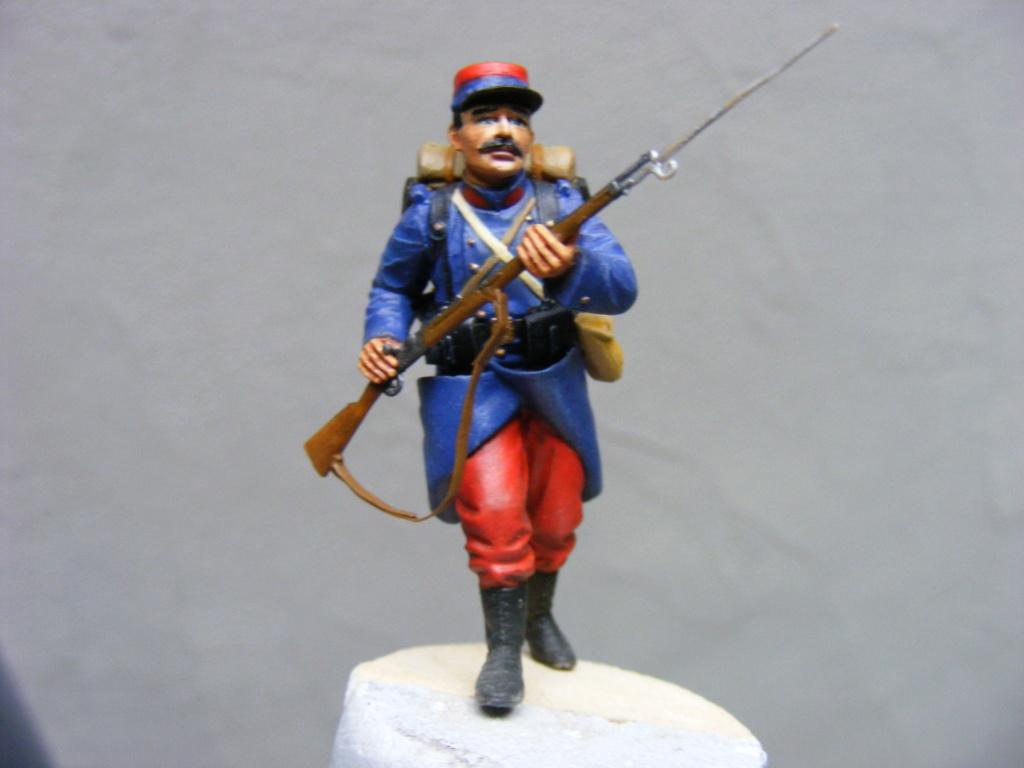 Figurines Revell Soldats Français de 1914  Dscf8377