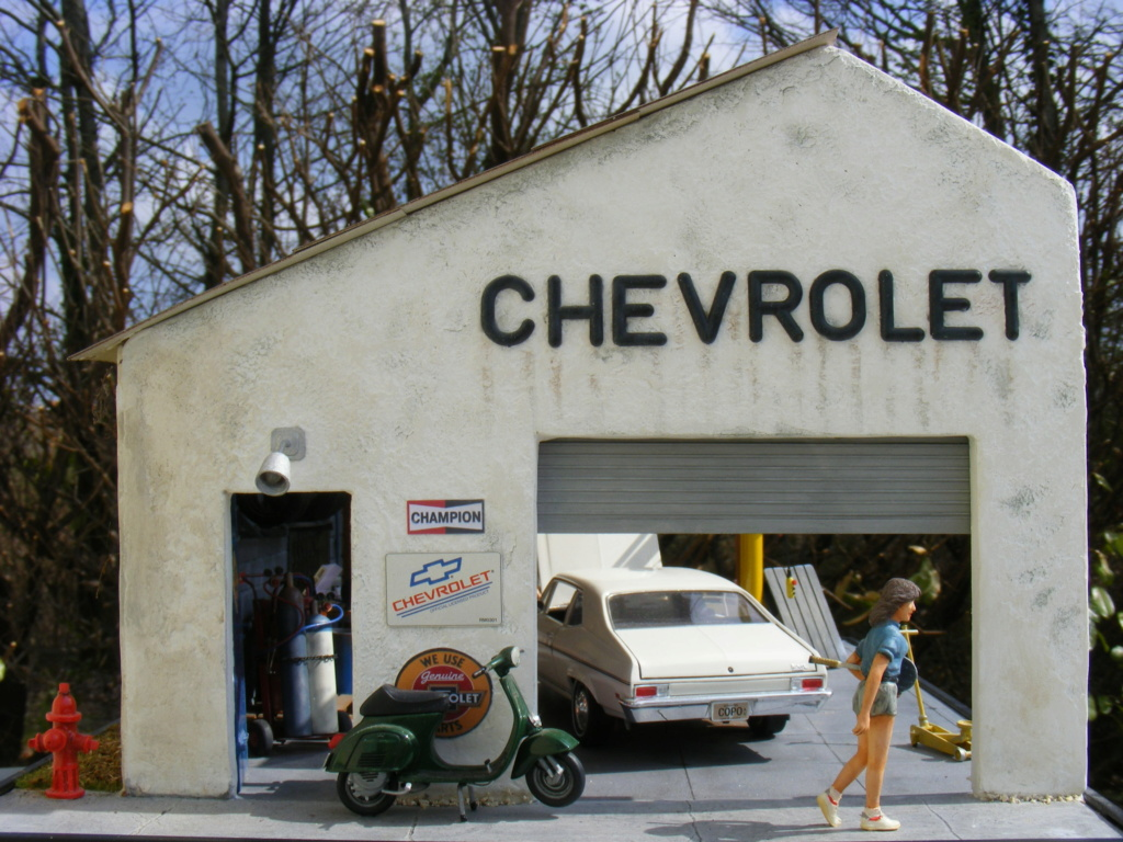 Garage CHEVROLET Dscf8440