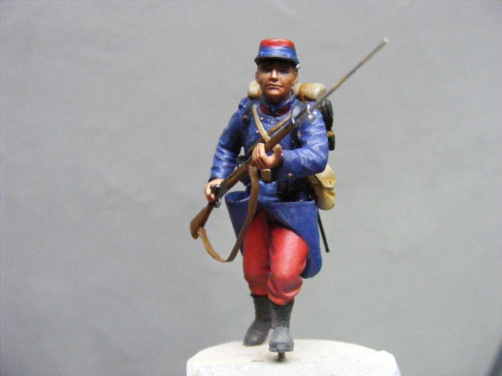 Figurines Revell Soldats Français de 1914  Dscf8444