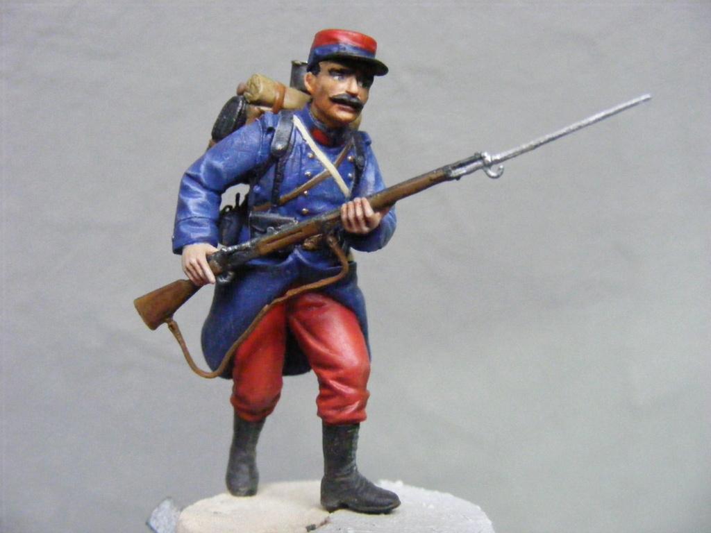 Figurines Revell Soldats Français de 1914  Dscf8446