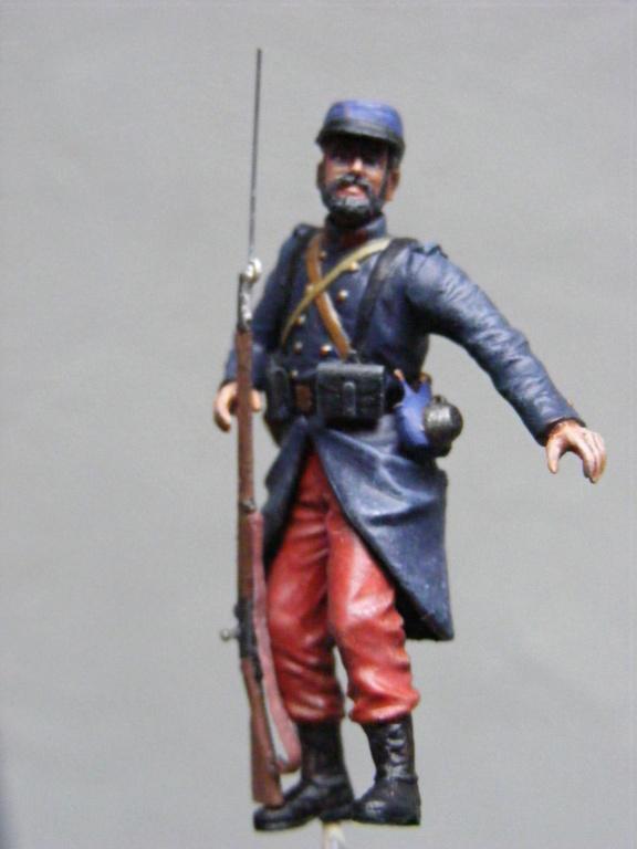 Figurines Revell Soldats Français de 1914  Dscf8459