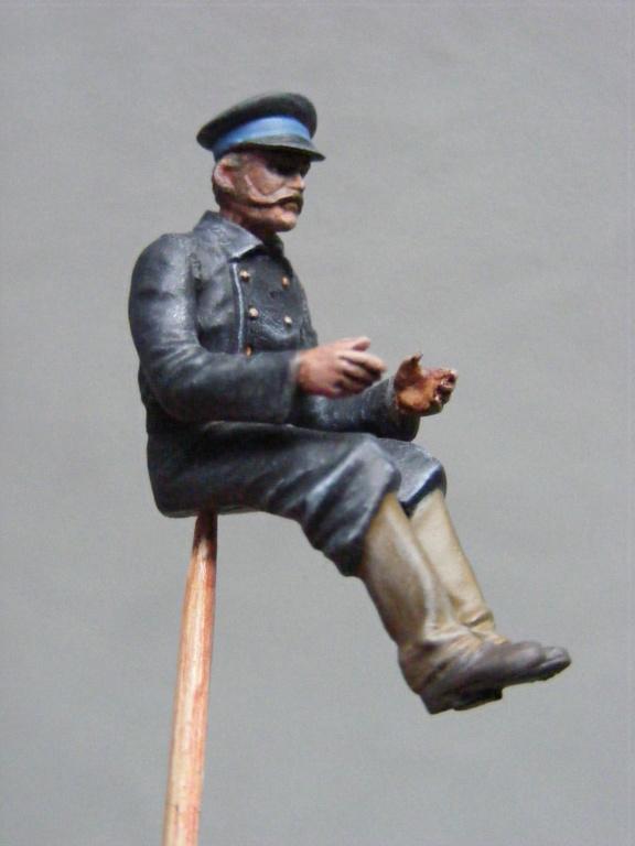 Figurines Revell Soldats Français de 1914  Dscf8460