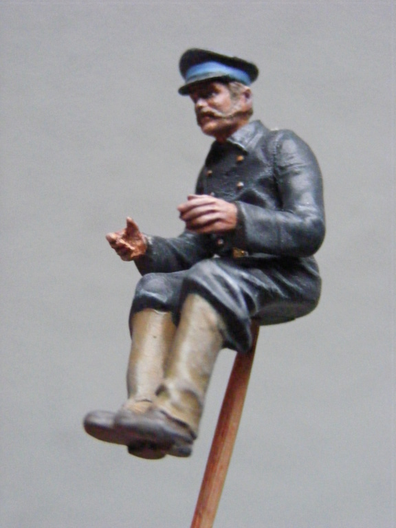 Figurines Revell Soldats Français de 1914  Dscf8461