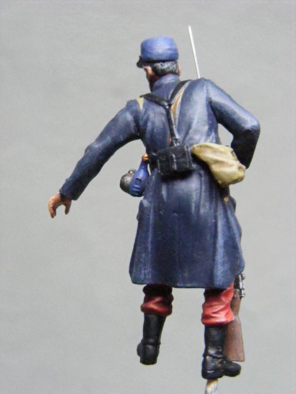 Figurines Revell Soldats Français de 1914  Dscf8462