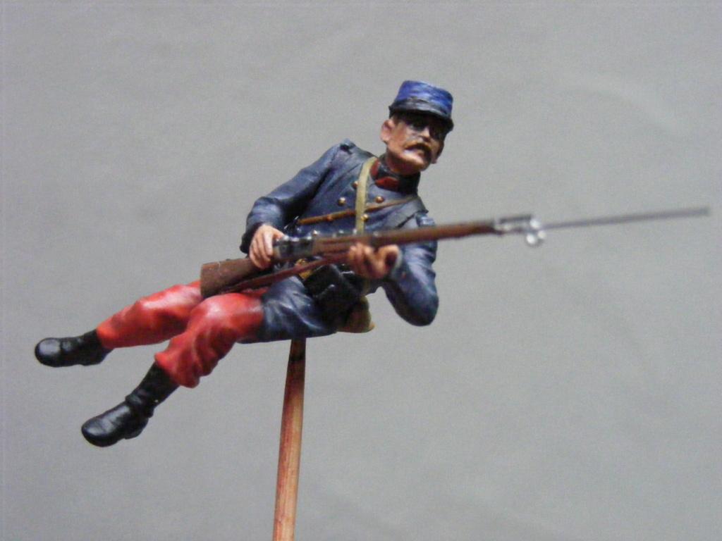 Figurines Revell Soldats Français de 1914  Dscf8463