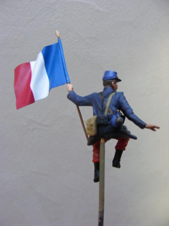 Figurines Revell Soldats Français de 1914  Dscf8465