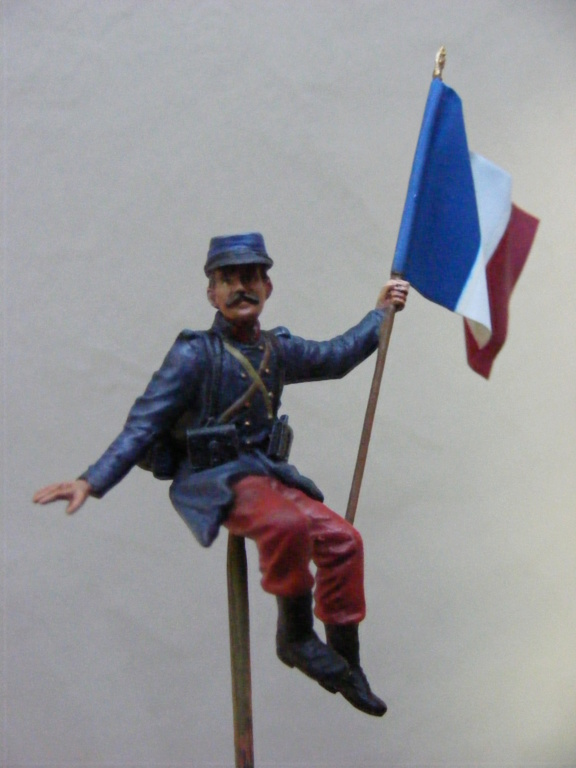 Figurines Revell Soldats Français de 1914  Dscf8466