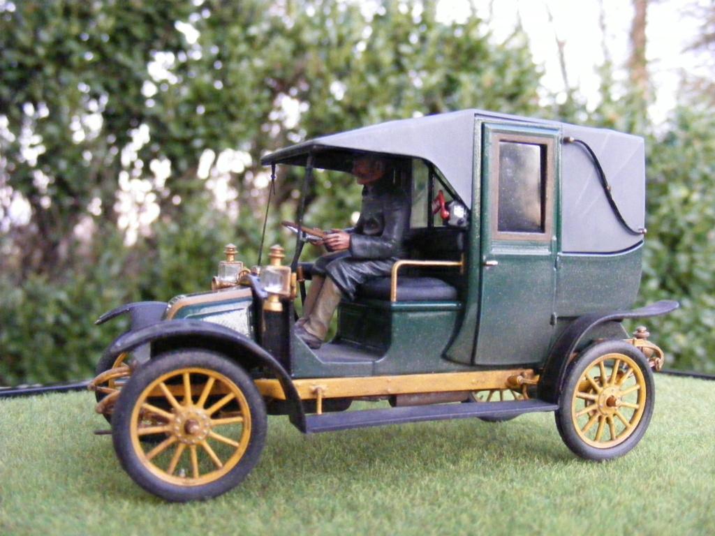Renault Taxi de la Marne 1914  avec figurines (kits ICM 1/35) - Page 2 Dscf8467