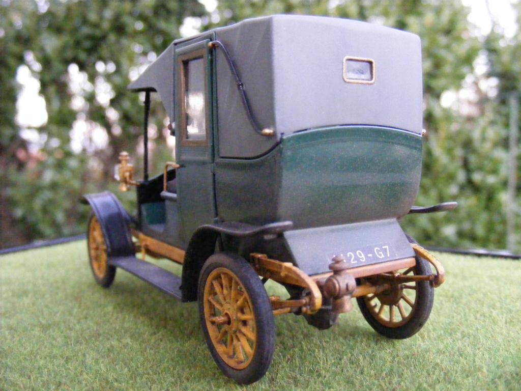 Renault Taxi de la Marne 1914  avec figurines (kits ICM 1/35) - Page 2 Dscf8471