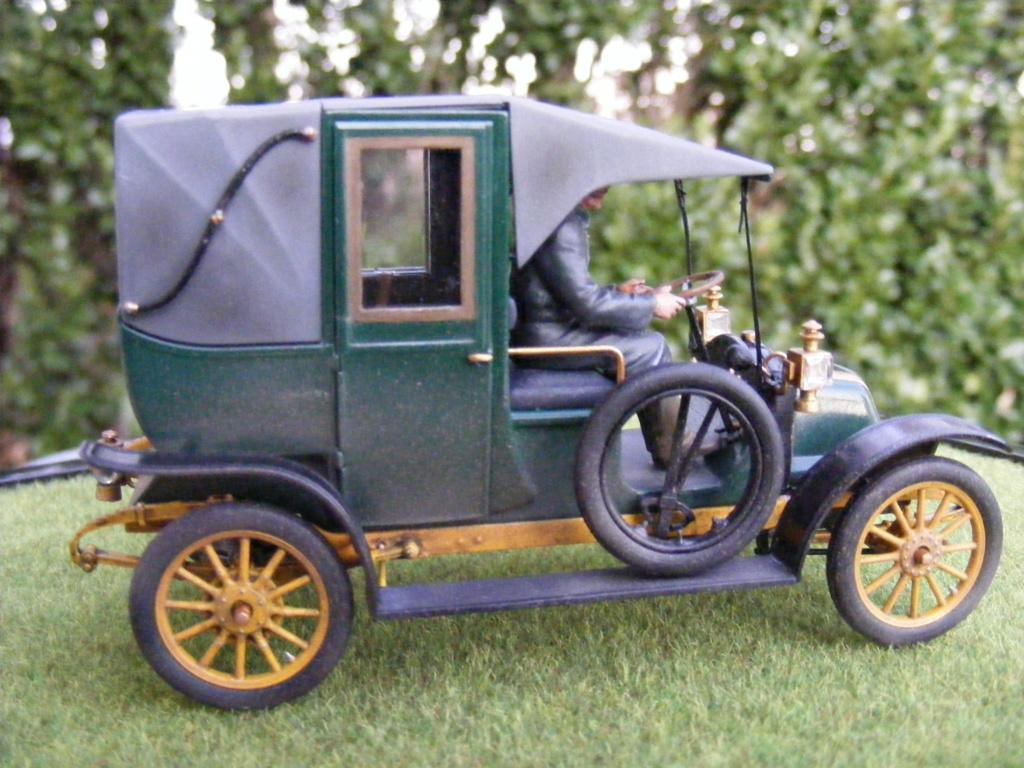 Renault Taxi de la Marne 1914  avec figurines (kits ICM 1/35) - Page 2 Dscf8472