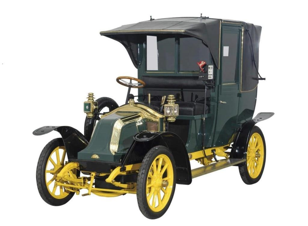 Renault Taxi de la Marne 1914  avec figurines (kits ICM 1/35) Epoqua10