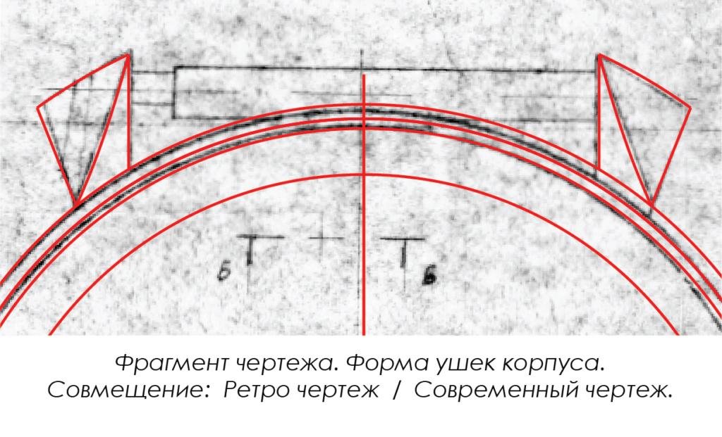 Raketa Polar Réédition Réf. 0270 10-410